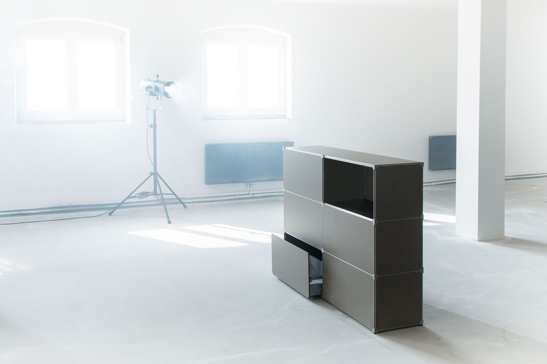 con-x Möbel mit System